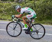 The Cyclist Alexis Vuillermoz