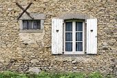 French Farmhouse Window