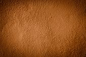 Brown Wall Texture Grunge Background