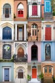Doors Of Charleston, South Carolina