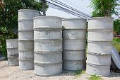 pic of septic  - concrete septic tank for sale in Thailand - JPG