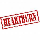 Heartburn-stamp