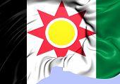 Flag Of Iraq (1959-1963)