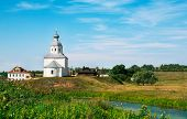 Ilinsky church at Suzdal