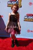LOS ANGELES - APR 26:  Francesca Capaldi at the 2014 Radio Disney Music Awards at Nokia Theater on April 26, 2014 in Los Angeles, CA