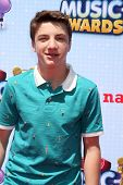 LOS ANGELES - APR 26:  Jake Short at the 2014 Radio Disney Music Awards at Nokia Theater on April 26