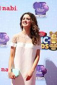 LOS ANGELES - APR 26:  Laura Marano at the 2014 Radio Disney Music Awards at Nokia Theater on April