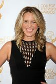 LOS ANGELES - APR 23:  Jessica St. Clair at the 35th College Television Awards at Television Academy