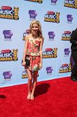 LOS ANGELES - APR 26:  G Hannelius at the 2014 Radio Disney Music Awards at Nokia Theater on April 2