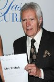 LOS ANGELES - APR 25:  Alex Trebek at the 19th Annual