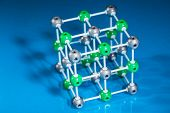 Model Of Nacl Molecular Structure