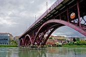 Old Bridge In Maribor