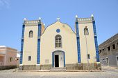 Santa Isabel Church In Sal Rei, Boa Vista, Cabo Verde