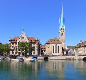 Zurich Townhouse And Lady Minster