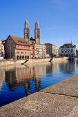 Zurich, The Great Minster
