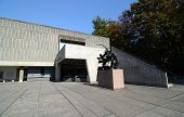 Tokyo, Japan - November 22: The National Museum Of Western Art Is The Premier Public Art Gallery