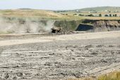 Kohle-Grube-Rückgewinnung
