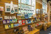 Seattle Ballard Locks Tourist Gift Shop