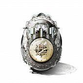 Mechanical Egg