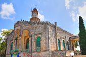 Minareto of Fasano. Puglia. Italy.
