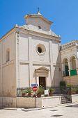 Church of St. Nicola. Fasano. Puglia. Southern Italy.