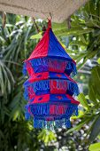 Decorative diwali lantern hanging