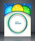 Party Poster,  Layout Business Flyer, Magazine Cover, Or Corporate Design Template Advertisment.