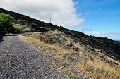Cobblestone Road Road By The Cliff