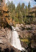Canim Lake Falls