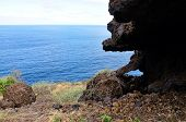 Volcanic Rock Formation