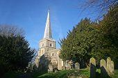 St Mary's church, Harrow