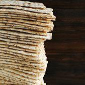 8 Grain Organic Flatbread