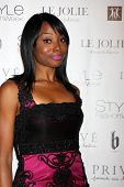 LOS ANGELES - OCT 15:  Erica Ash at the Sue Wong