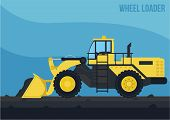Mining Machinery_Wheel Loader