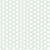 Vector Seamless Pattern Curve Background