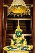 image of Buddha at chiangrai Thailand