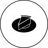 cheesecake slice symbol