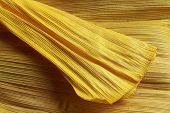Yellow Corn Husk
