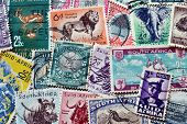 South Africa stamps
