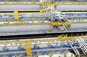 Oil Product Storage Tanks
