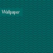 Wallpaper with waves