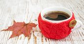 Knitted Cup Of Coffee