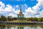 Wat Phakrung Temple