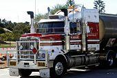 A Large Australian Truck