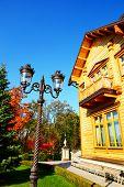 Novi Petrivtsi, Ukraine - October 14: The