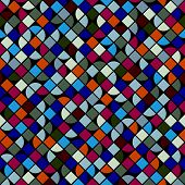 picture of fraction  - colorful fractional geometric background - JPG