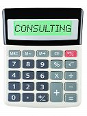 Calculator With Consulting