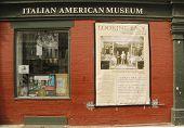 The Italian American Museum