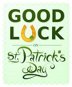 Greetings On Saint Patrick Day