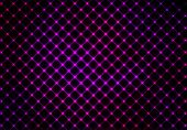 pic of grids  - Abstract dark background with glowing vibrant purple grid over black - JPG